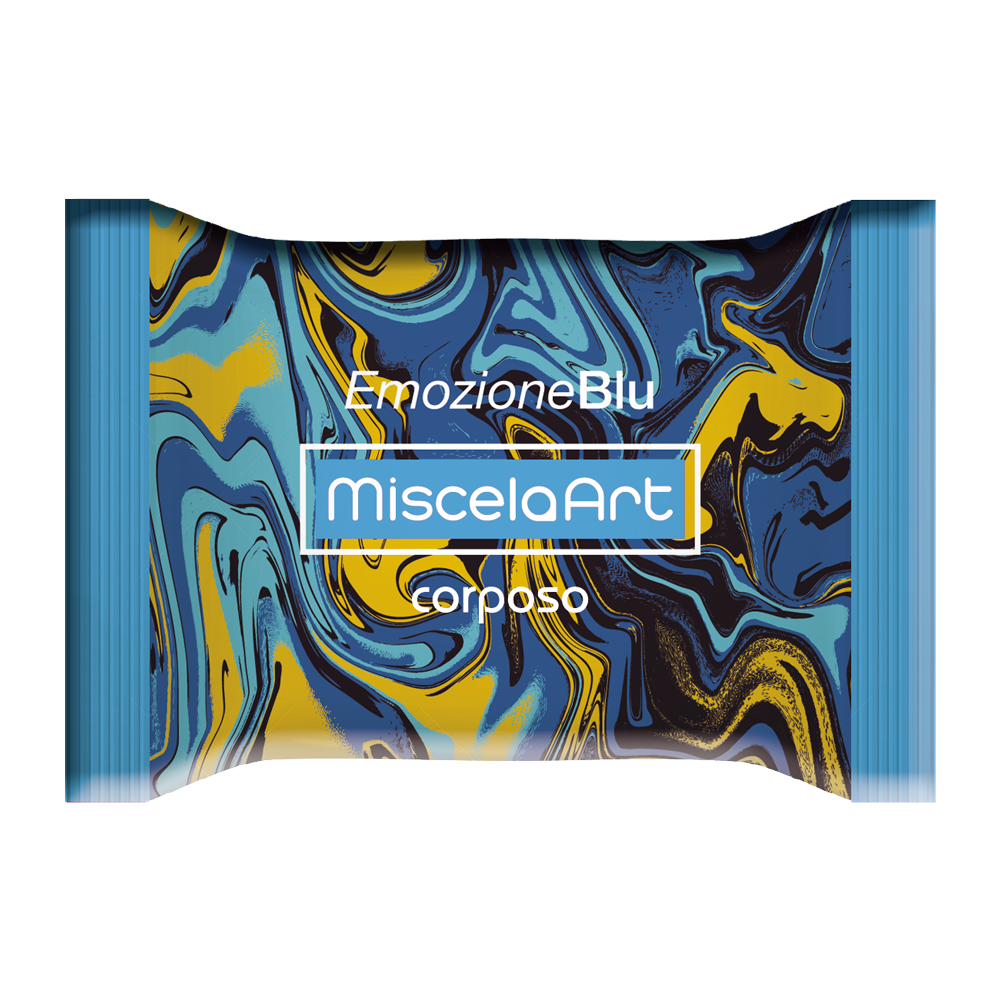 Miscelaart Lavazza Blue corposo