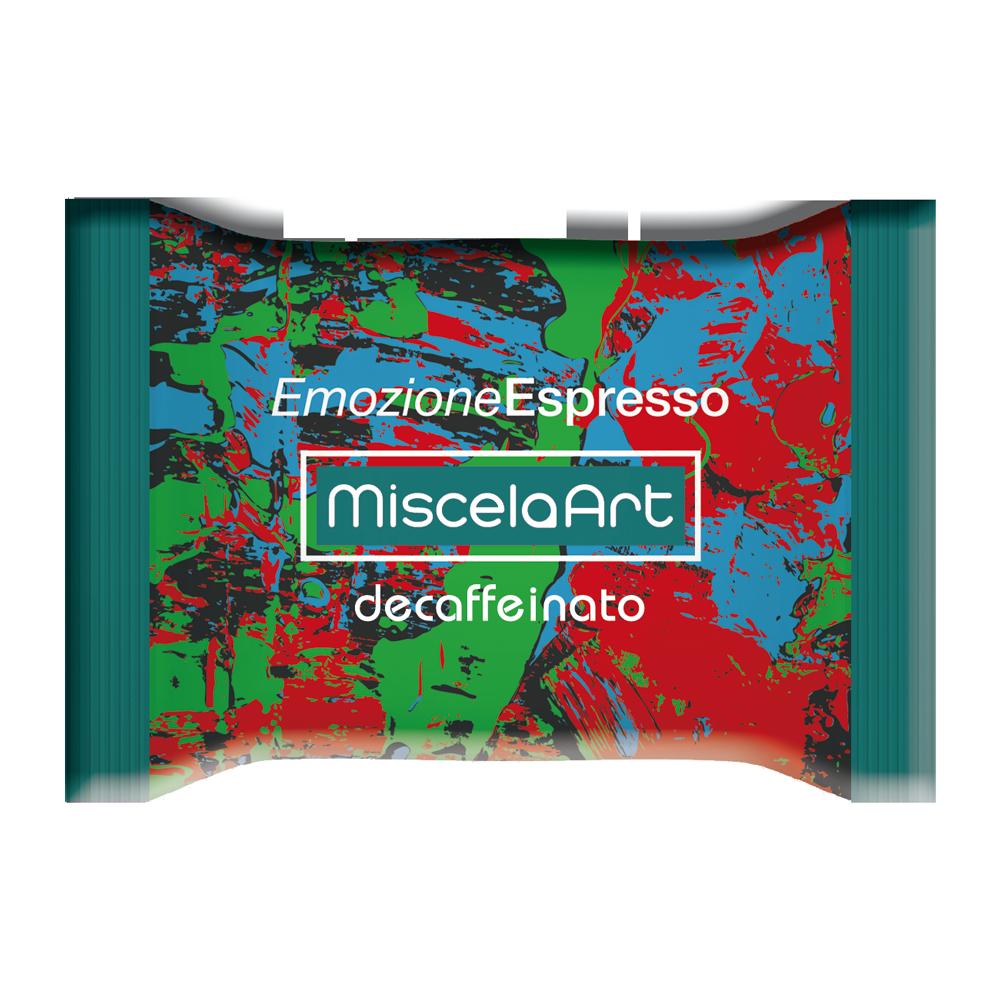 Miscelaart Nespresso decaffeinato
