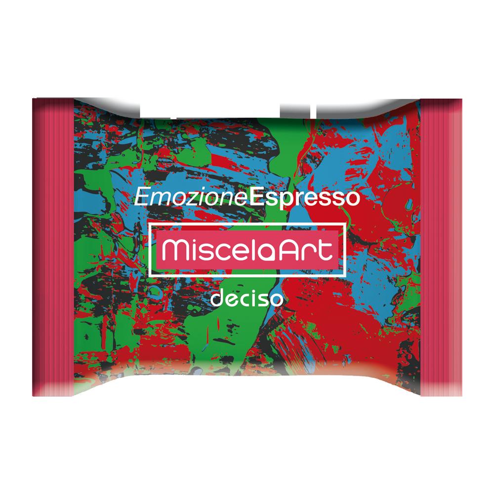 Miscelaart Nespresso deciso