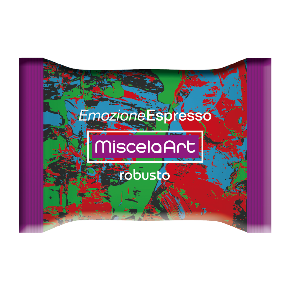 Miscelaart Nespresso robusto